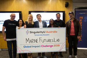The first-ever Global Impact Challenge in Australia